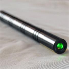 Bodový laserový modul, zelený laserový bod, 520 nm, 5 mW, 4,5 DC
