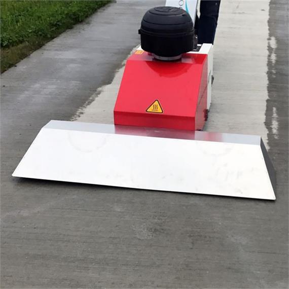 ATT Zirocco M 100 - Flächentrockner für die Asphaltierung