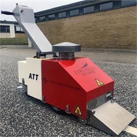 ATT Zirocco M 50 - Straßentrockner für die Straßenmarkierung und Straßensanierung
