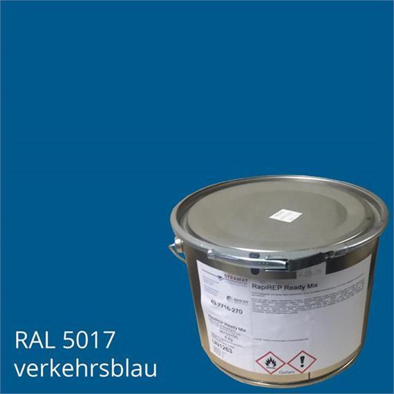 BASCO®dur HM verkehrsblau in 4 kg Gebinde