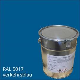 BASCO®field verkehrsblau in 10 kg Gebinde