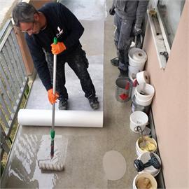 Beschichter und Sanierungsunternehmen