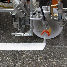 Bodenmarkiermaterialien
