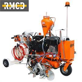 CMC ARL90-hybrid - Straßenmarkiermaschine mit hydraulischem Antrieb - Airless und Airspray