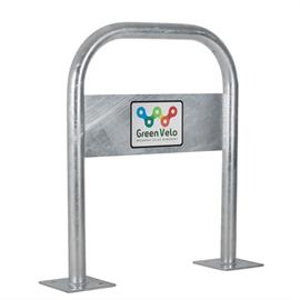 Fahrradständer STR 18 - Fahrradständer / Ahnlehnparker / Ahnlehnständer