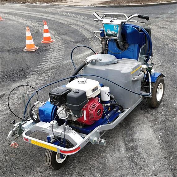 Gebrauchte GRACO 250 SPS Markierungsmaschine