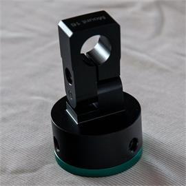 Halterung für Lasermodul ø 16 mm