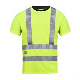 High Vis A.V.S. T-Shirt, Kl 2/3, Gr. XXXL gelbgrün