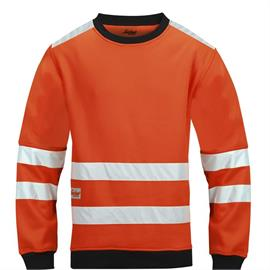 High Vis Microfleece Sweatshirt