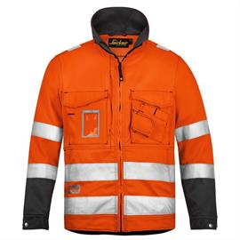 HV Jacke orange, Kl. 3, Gr. M Regular