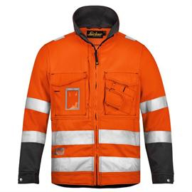 HV Jacke orange, Kl. 3, Gr. S Regular