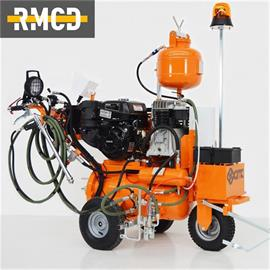 L 50 ITP Airspray Markierungsmaschine mit hydraulischem Antrieb