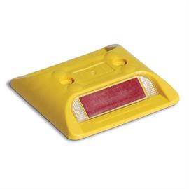 Markierungsknopf gelb