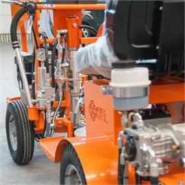 Markierungsmaschinen mit Antrieb