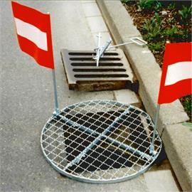 Universal-Sicherheits-Schachtabdeckrost