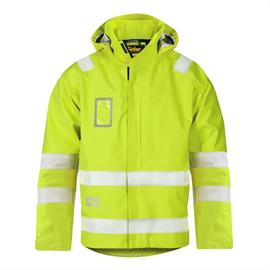 HV vandtæt jakke,Kl3, størrelse M Regular