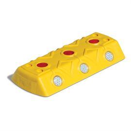 Markeringsknap gul