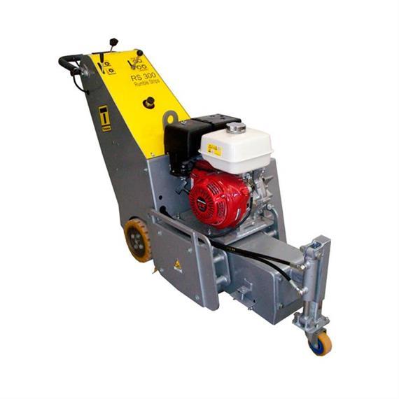 RS 300 Rumblestrip - fræsemaskine til rumble strip