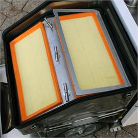 Air-Filter for Zirocco Street-Dryer