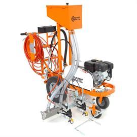 Airless machines hand-operated