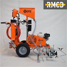 Airless machines with RMCD