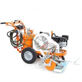 Airspray machines hand operated