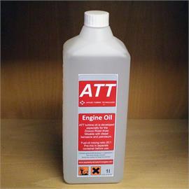ATT Turbine Oil for Zirocco Street dryer