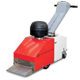 ATT Zirocco - street dryer for road marking and road renovation