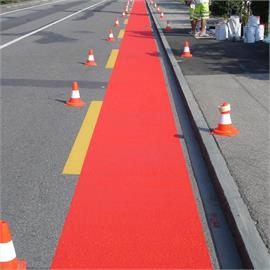 BASCO®bike Cycle path markings