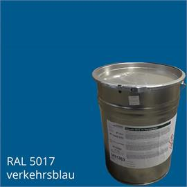 BASCO®paint M66 blue in 22,5 kg bucket