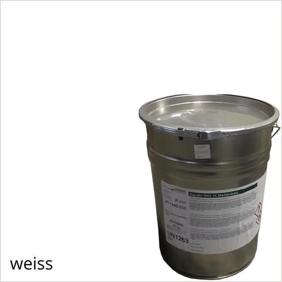 BASCO®paint M66 white in 22,5 kg bucket