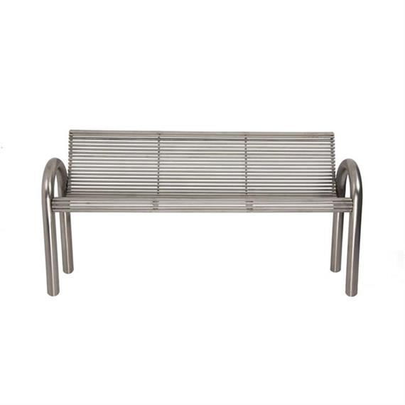 Bench stainless steel LN01