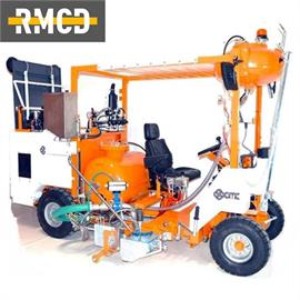 CMC 400 C-ST Ride-on Cold-Plastic Road marking machine
