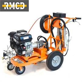 CMC AR 30 Pro-P 25 H - Airless line striper with piston pump 8.9 L/Min and Honda engine