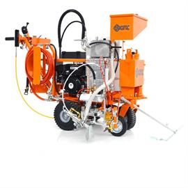 CMC AR30ITP - Airless road marking machine with hydraulic drive and diaphragm pump