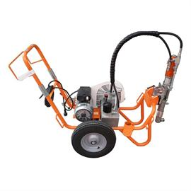CMC Model P20-CE - Airless sprayer / painter pump with electric drive