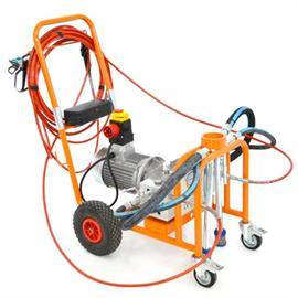 CMC Modell 20000 - Double-Head Airless pump for painters