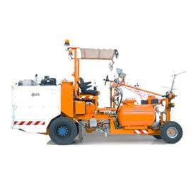 CMC U13 Standard - Road marking machine with different configuration possibilities