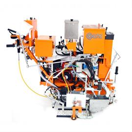 Cold plastic machines