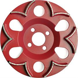 Diamond disc 125 mm V6