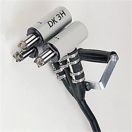 DK 3H pneumatic cabbler