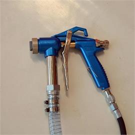 Glass beads gun C 18