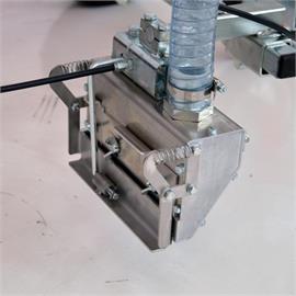 Gravity glass bead dispenser 15 cm