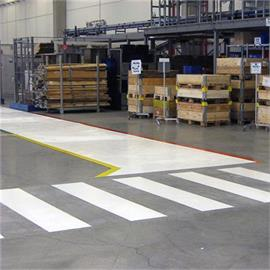 Hall marking paints