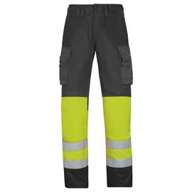 High Vis Breeches Class 1, yellow-green, Size 42