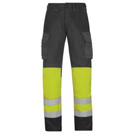 High Vis Breeches Class 1, yellow-green, Size 44