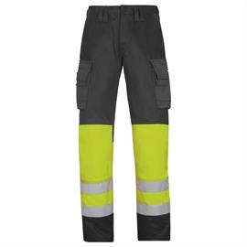High Vis Breeches Class 1, yellow-green, Size 48