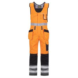 High Vis combi trousers with holster pockets