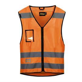High Vis - waistcoat Class 2