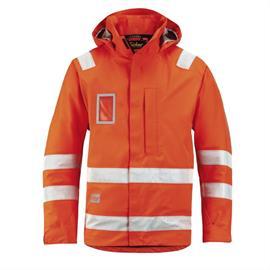 High Vis - waterproof jackets Class 3